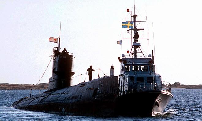 ubåt 137 tio dagar som skakade sverige