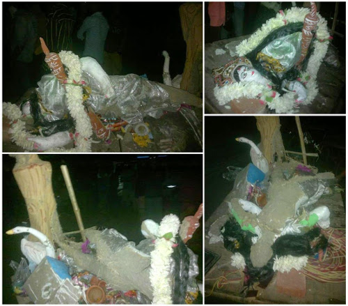 Islamic Fundamentalism in West Bengal - Hindu Festival Attacks by Islamists 1