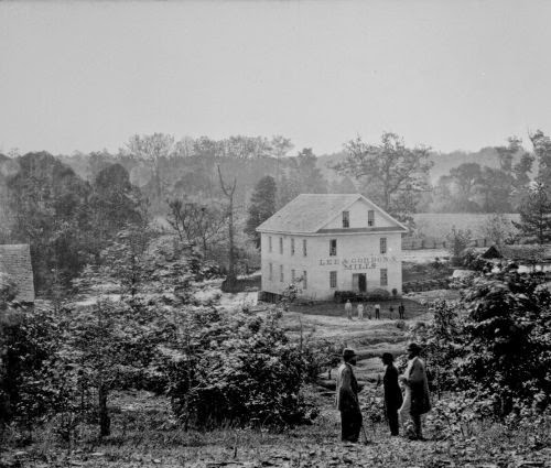 Lee & Gordon's Mill, Chickamauga picture 1