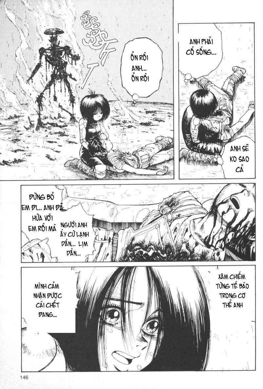 Battle Angel Alita chapter 10 trang 54