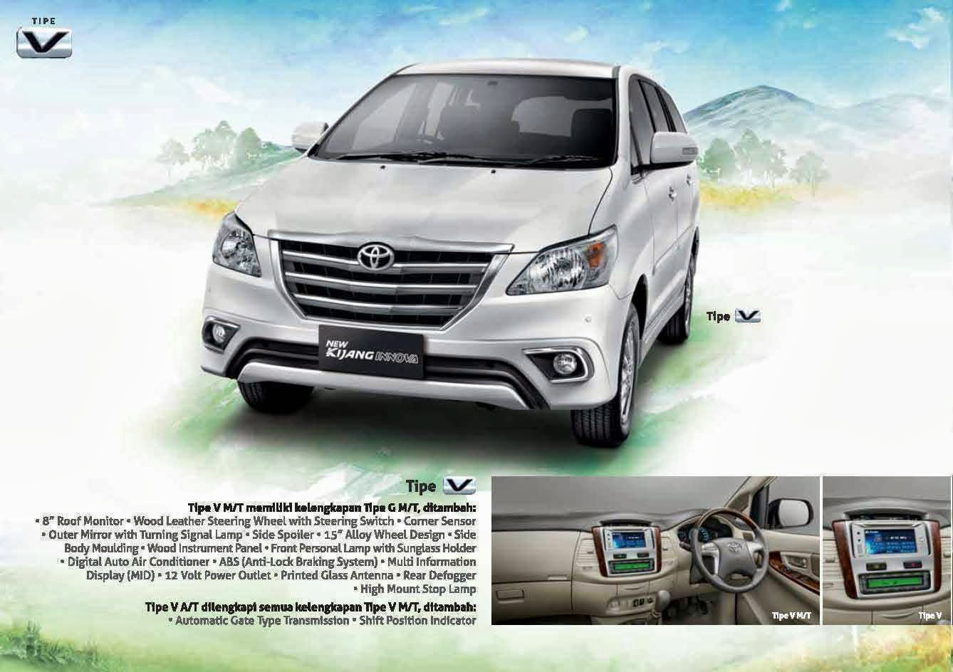 Harga Grand New Avanza Veloz 2019 All-new Toyota Camry (acv 70) Brosur Kijang Innova 2014 Html Autos Post