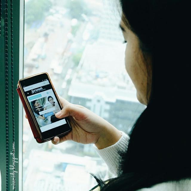 review penggunaan serumah.com