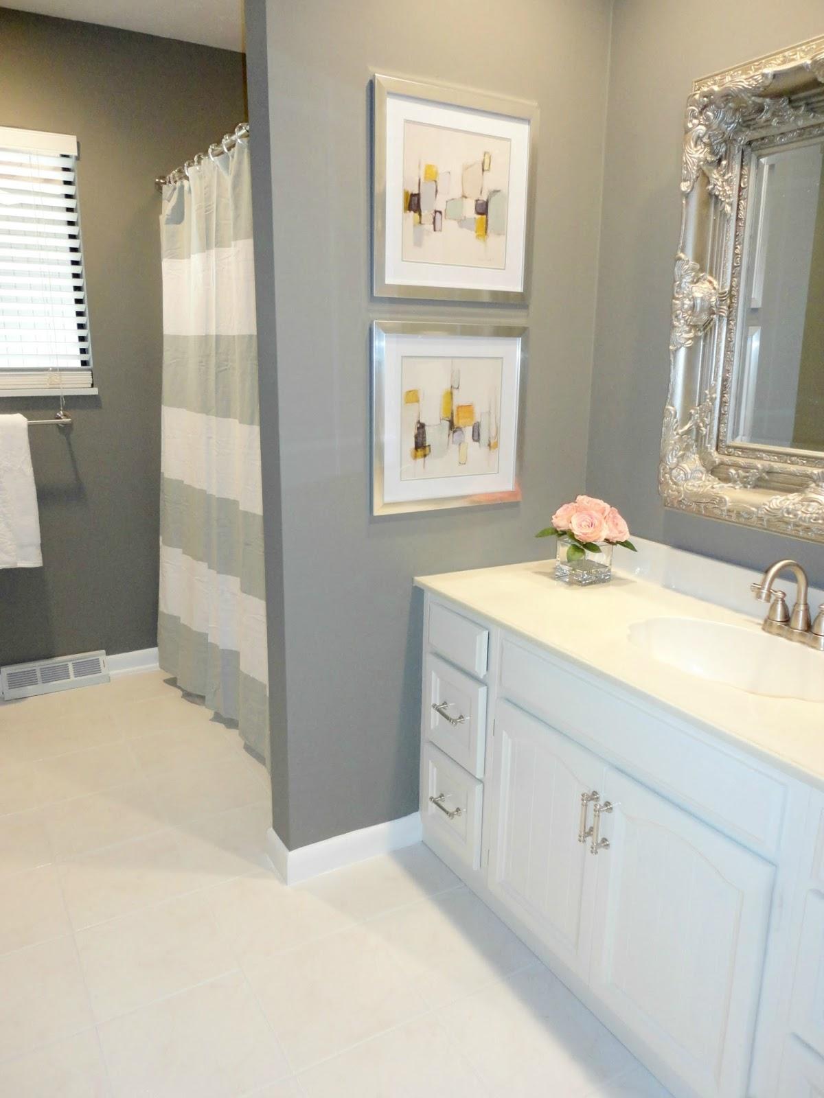 DIY Bathroom Remodel on a Budget | LiveLoveDIY | Bloglovin'