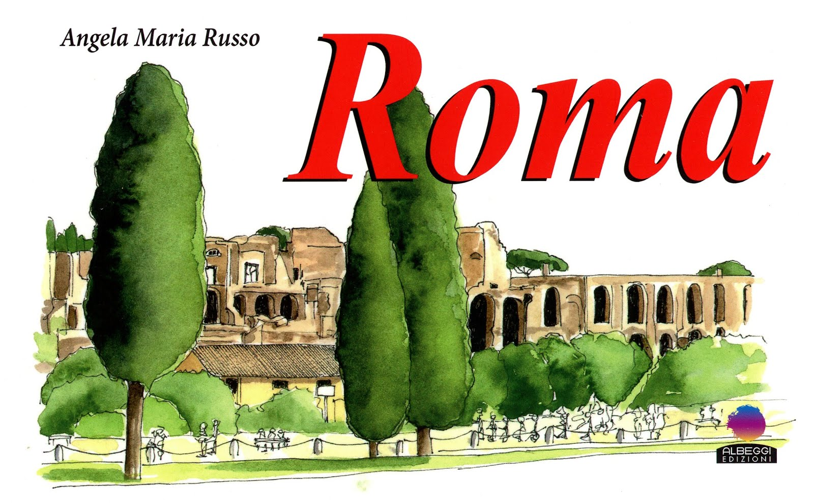 Sketchbook ROMA