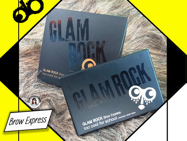 Too+cool+for+school+Glam+Rock+Brow+Express