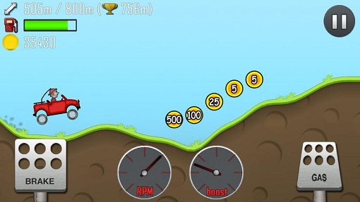Hill Climb Racing review: Hill Climb Racing has achieved this first test. In this game, you have to try to pull as much as possible before the run out of the fuel to overcome the mountainous level. It is less vulnerable and complex than before, but it is still very easy to run. In the game, you have to be involved in more welcoming work with the emphasis on your run.