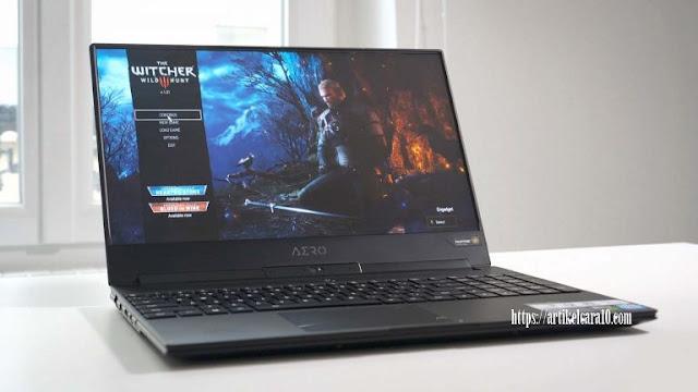 cara memilih laptop gaming