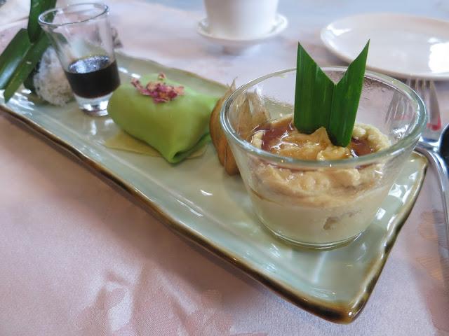 durian desserts