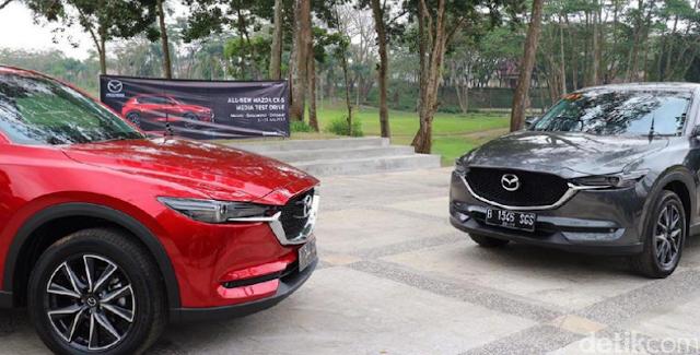 Ada Fitur Baru, Harga Mazda CX-5 Bakal Lebih Mahal ???