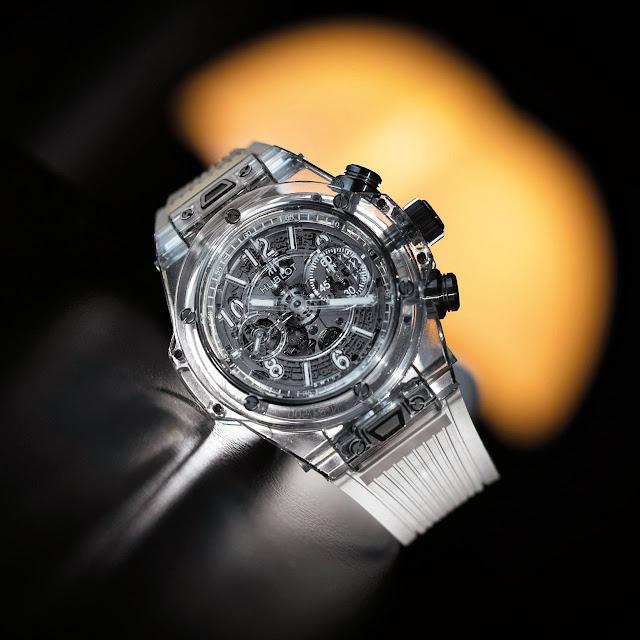 Hublot Big Bang Unico Sapphire Mechanical Automatic Watch