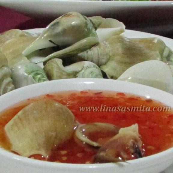 Gonggong Kuliner Khas Kepri yang Enak dan Lezat