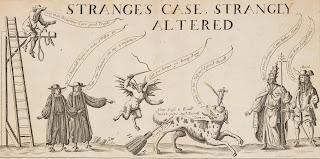Strange's case, London 1680