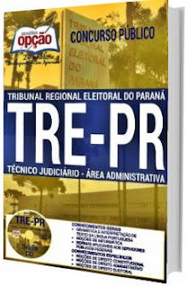 Apostila TRT-PR Técnico Judiciário 2017