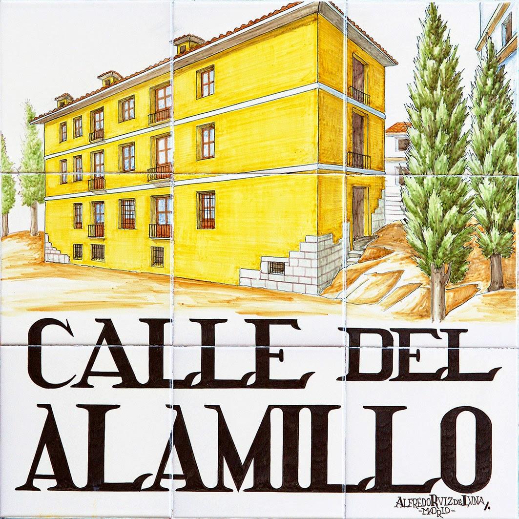 Calle del Alamillo