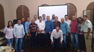 Consórcio Chapada Forte elege diretoria para próximo biênio