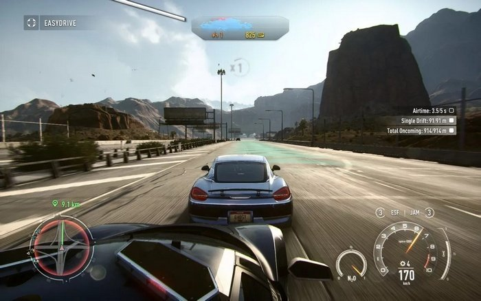 Game Need for Speed: Rivals