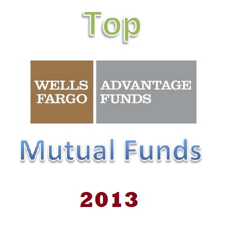 Best Wells Fargo Mutual Funds for 2013 | MEPB Financial