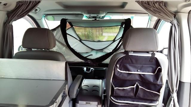 Babyauto im Auto