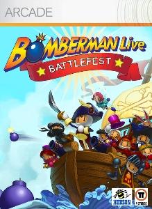 Bomberman Batlefest Hd Xbla Rgh Jtag Xbox 360 Espanol Mega
