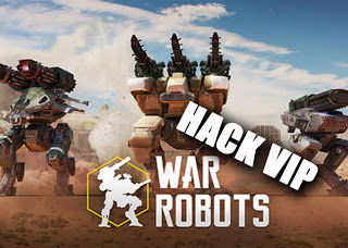 War Robots Apk+Data Mod VIP Premium For Android v2.9.0