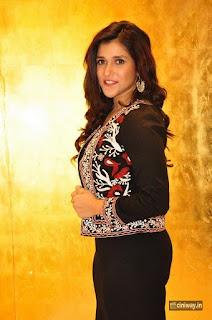 Mannara Chopra Stills at Radio Mirchi Happy Times Campaign Launch