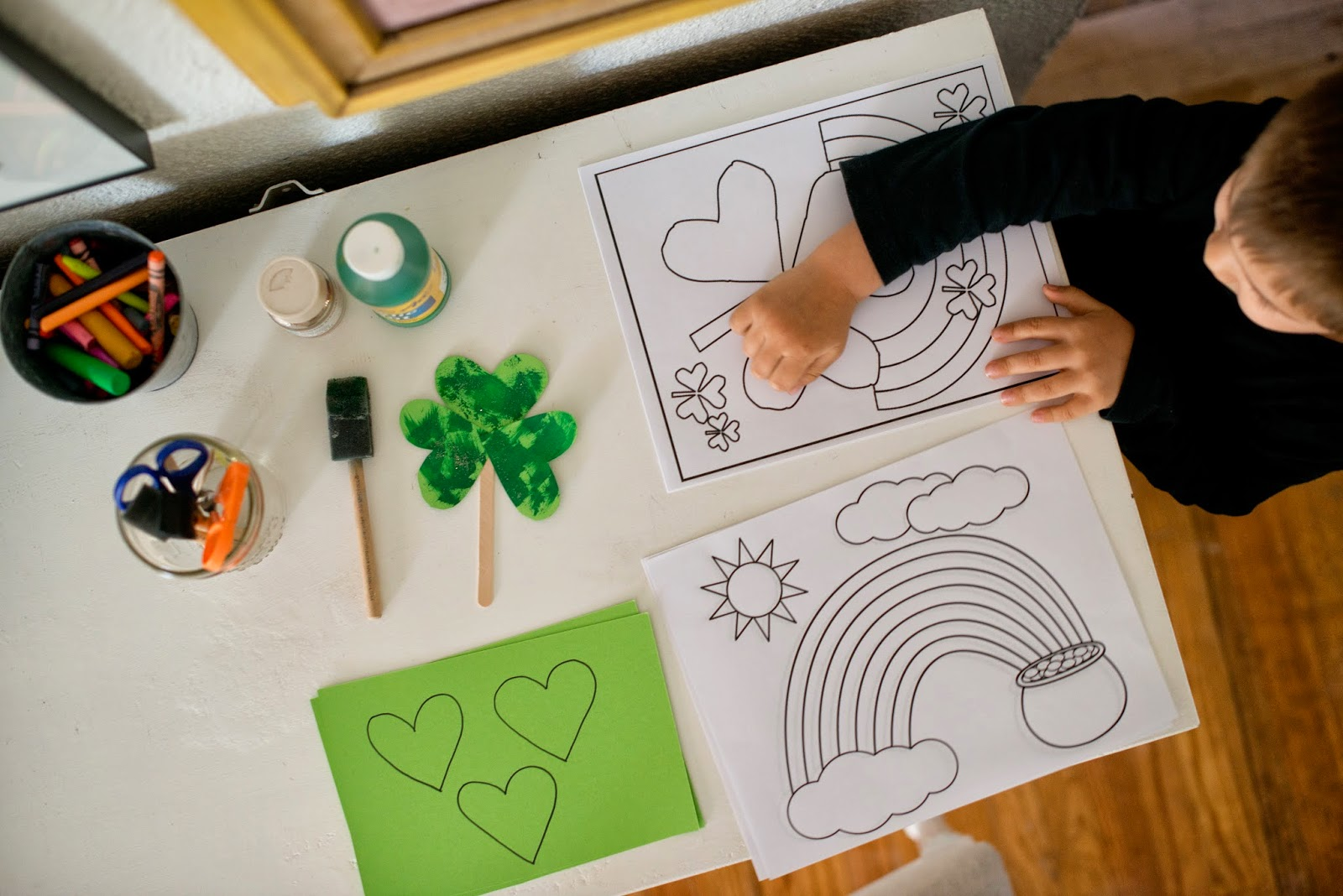 Saint Patrick's Day Kid Party Ideas