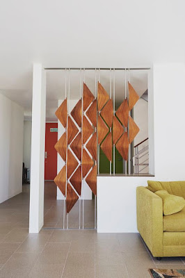 Model Sekat Ruangan