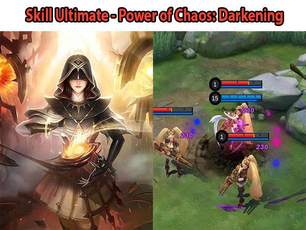 7 Skill Ultimate Hero Mobile Legend Paling Jago, Skill Ultimate - Power of Chaos: Darkening