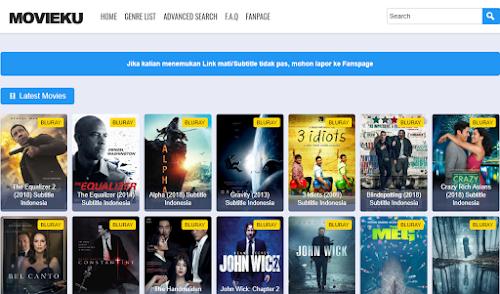 Ini 5 Situs Download Filem Dengan Subtitle Indonesia
