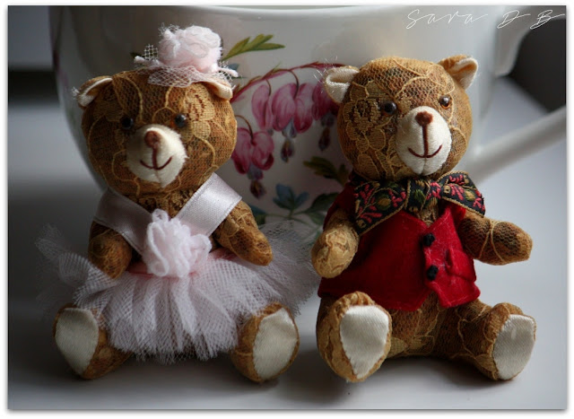 Valentine's Day little bears