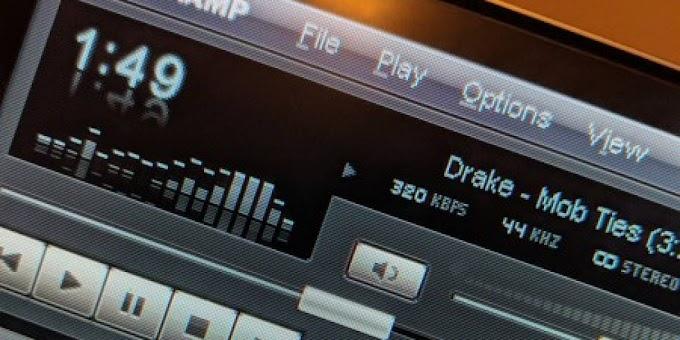 JO JOOOO REGRESA WINAMP. ¿La mejor app que existió para reproducir musica?