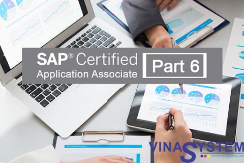 Bộ câu hỏi chứng chỉ SAP Business One (Phần 6)