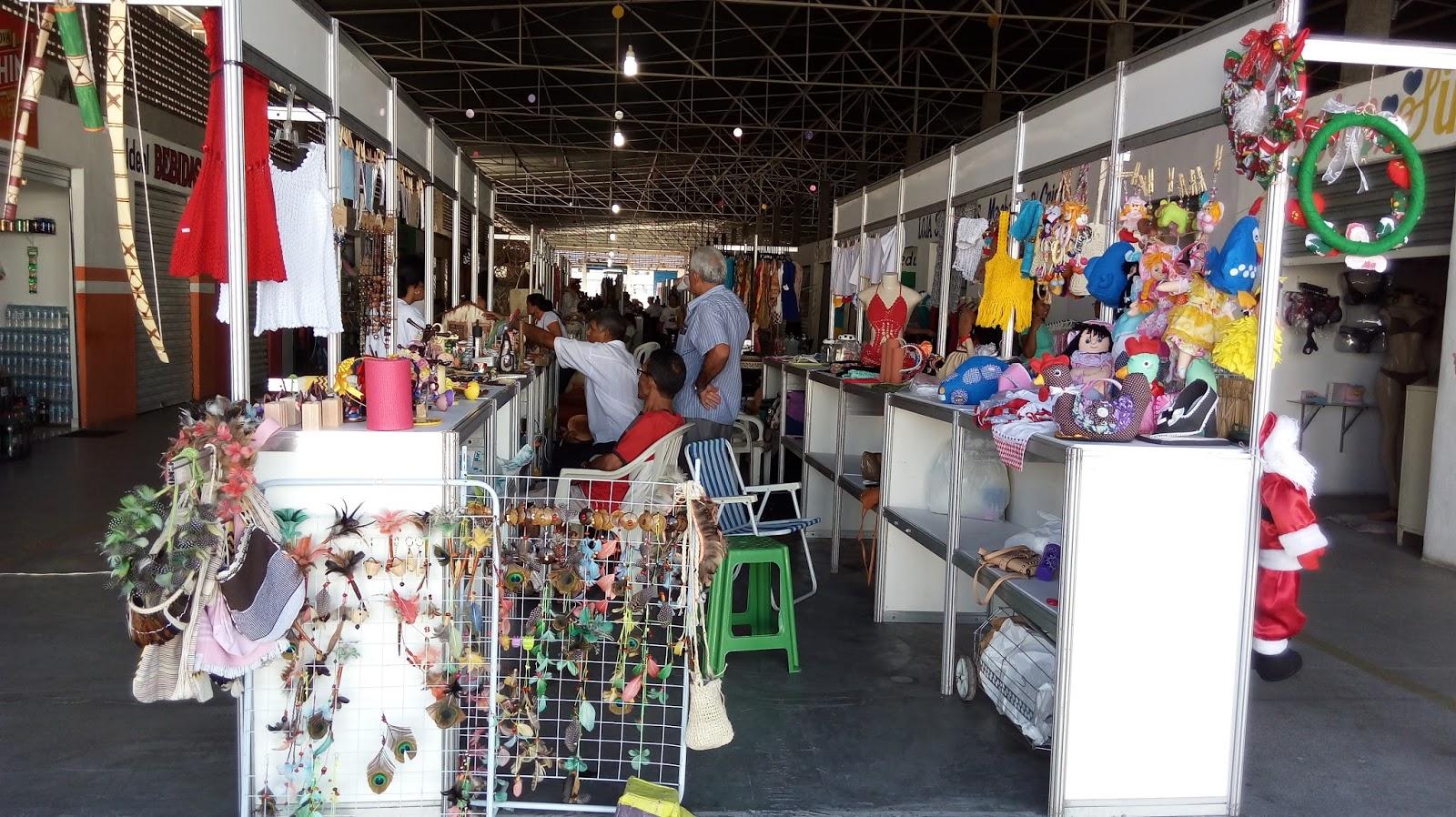 145cbe4f0090c Feira de artesãos é realizada em Delmiro Gouveia - Adalberto Gomes ...