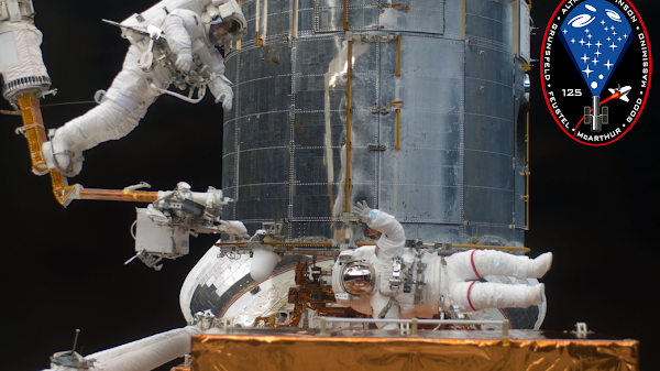 Saving Hubble - My Favorite Space Mission!