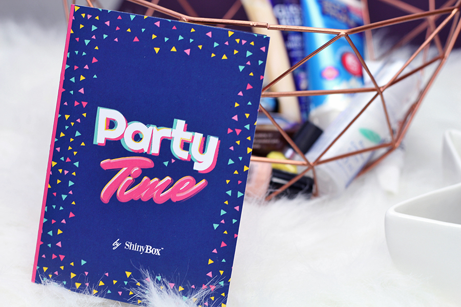 Styczniowy ShinyBox | Party Time