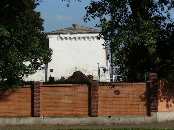 Чернигов. Ул. Князя Чёрного. Тюремный замок. 1803-1806 г.г.