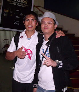 """Eduard """"Landslide"""" Folayang Will Fight in Macau for One: Heroes of the World"""
