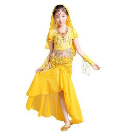 foto baju india anak 2016