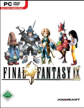 FINAL FANTASY IX ( 1 DVD )