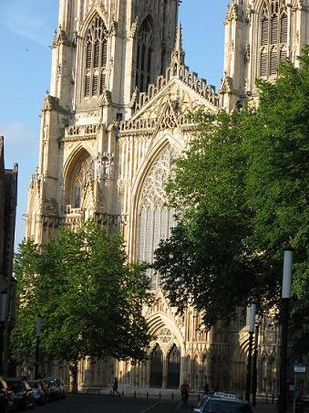 The lost fort the architecture of york minster for West window york minster