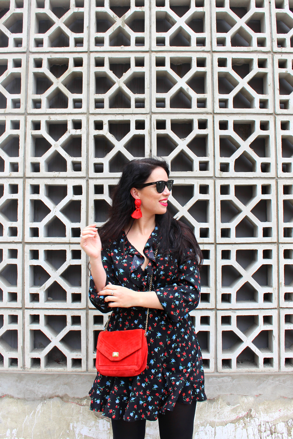 Style blogger Emma Louise Layla in Lima, Peru - travel blog