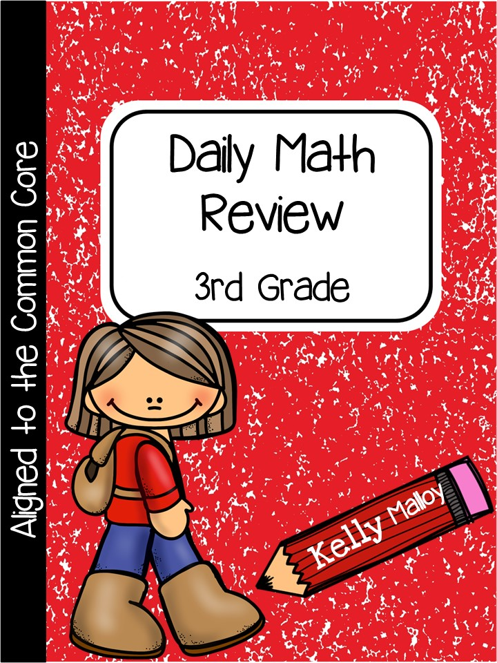 An Apple For The Teacher: Daily Math Review