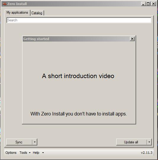 كيف تشغل البرامج على الكمبيوتر من دون الحاجة إلى تثبيتها Zero Install