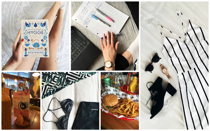 A lifestyle roundup of my week at university featuring all I've bought, watched, eaten, seen and been up to. Featuring a load of revision, picking my boat ball outfit and another 7 bone burger