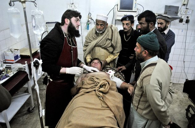 American Homeland Security News: PAKISTAN ( 21 policemen