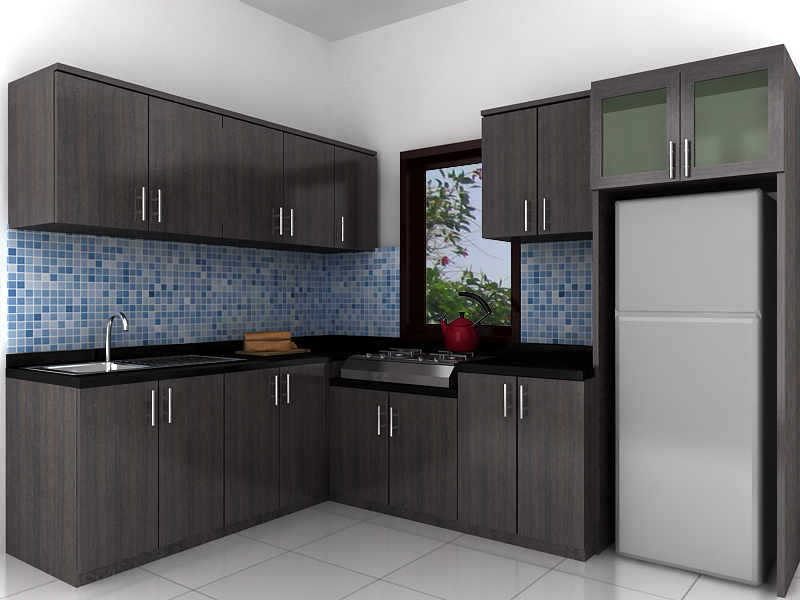 Cara Membuat Kitchen Set Sendiri