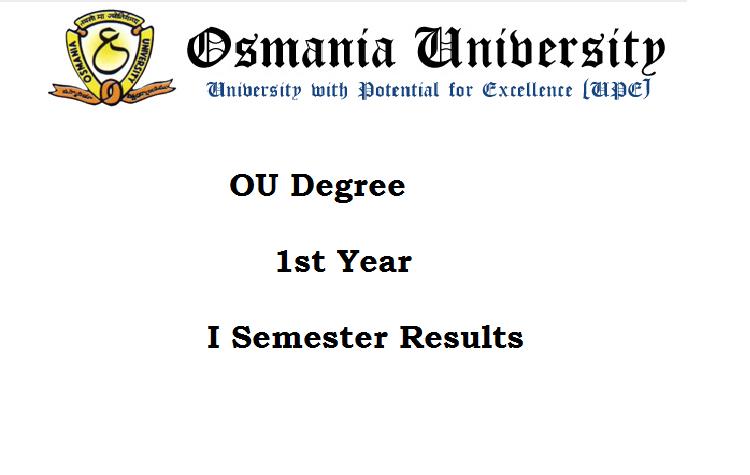 ou degree results