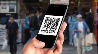 Cara Melihat barcode whatsapp sendiri dengan memindai kode QR dari iPhone atau iPad Anda