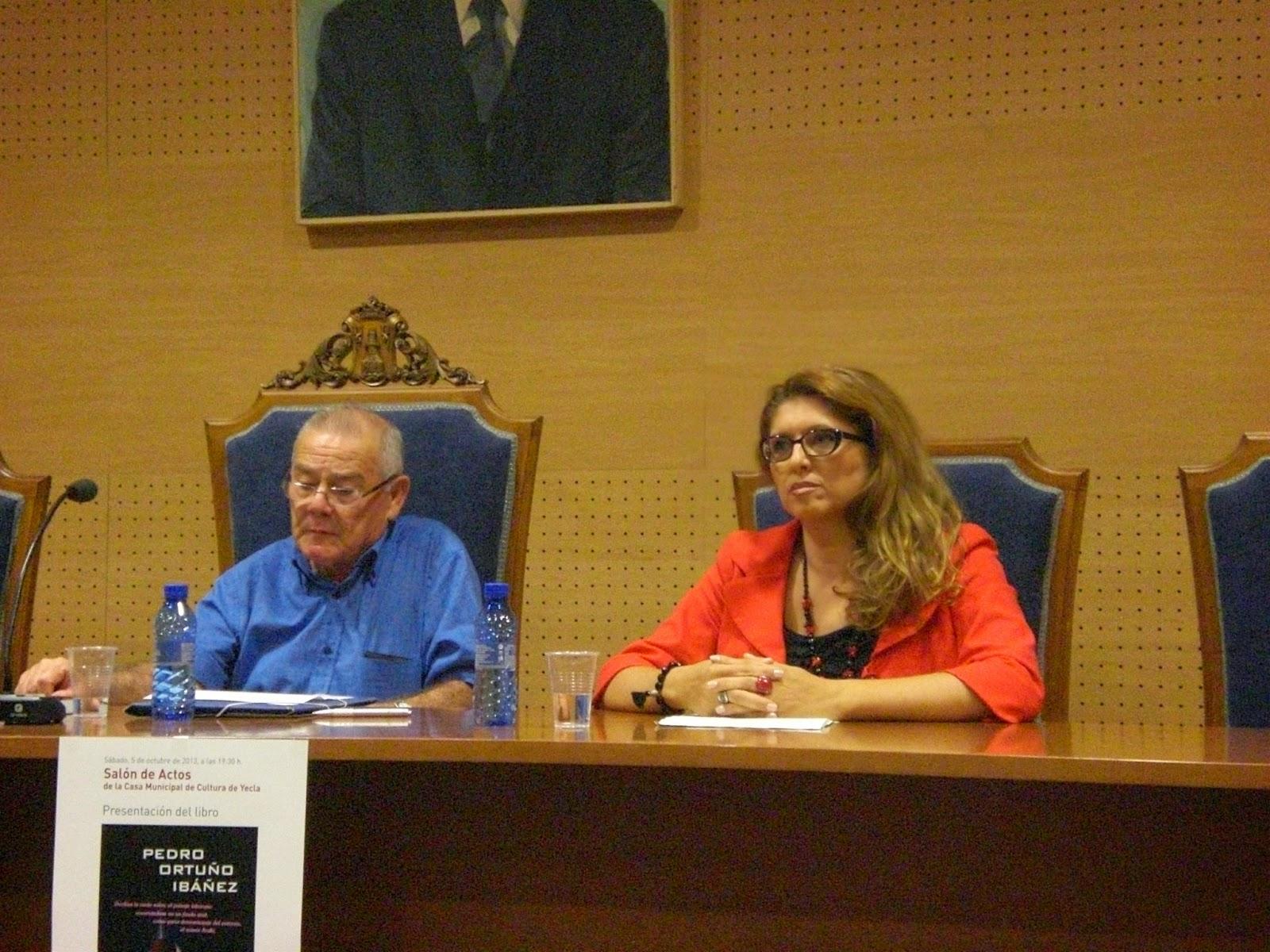 El Blog de María Serralba - Apadrinamiento Pedro Ortuño Ibañez - Yecla