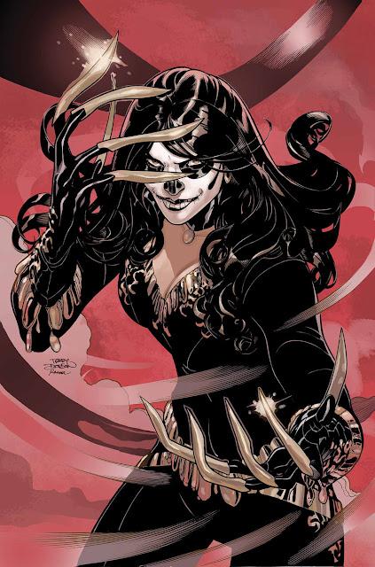 Lady Deathstrike - Marvel Comics